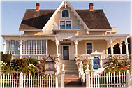 Top Lodging In The Town Of Mendocino
