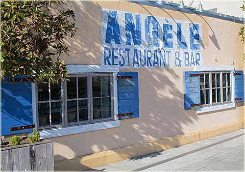 image of Napa Restaurant Angele