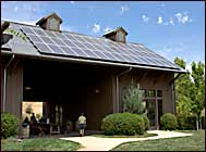 solar energy wineries
