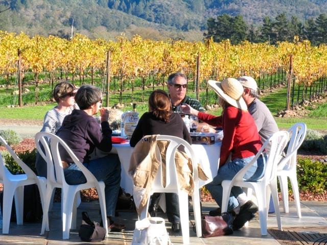 vineyard picnci