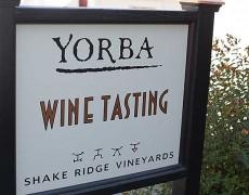 Yorba Wine Tasting