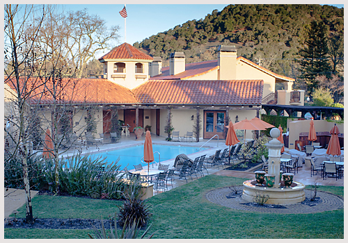Napa Valley Lodging, best lodging in the Napa Valley