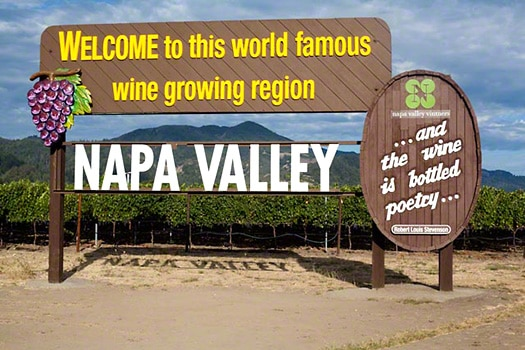 Navigating the napa valley wine route napa valley wine blog for Best time to visit napa valley wine country