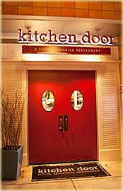 The Kitchen Door at  Oxbow Public Market