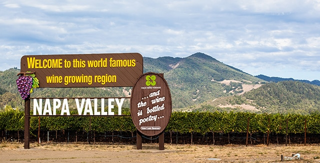 Travel tips Napa Valley
