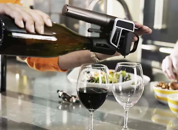 preserving wine