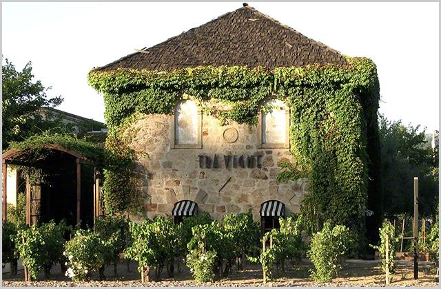 Tra Vigne restaurant