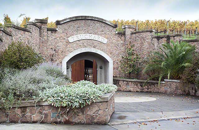 secret winery Truchard