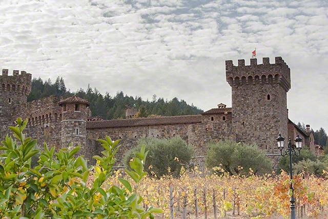 Castello di Amoroso - The Castle