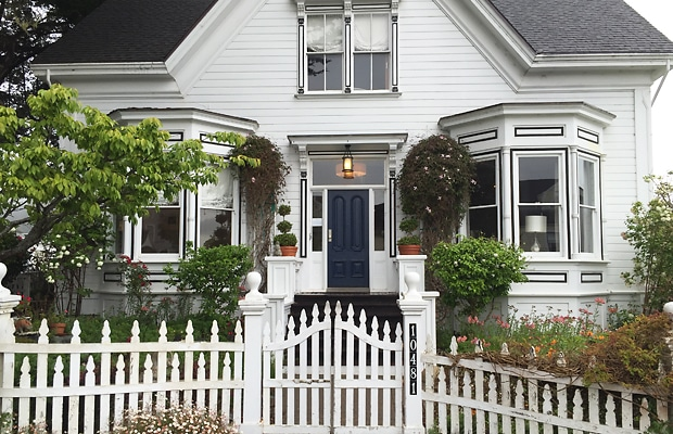 Mendocino romantic weekend