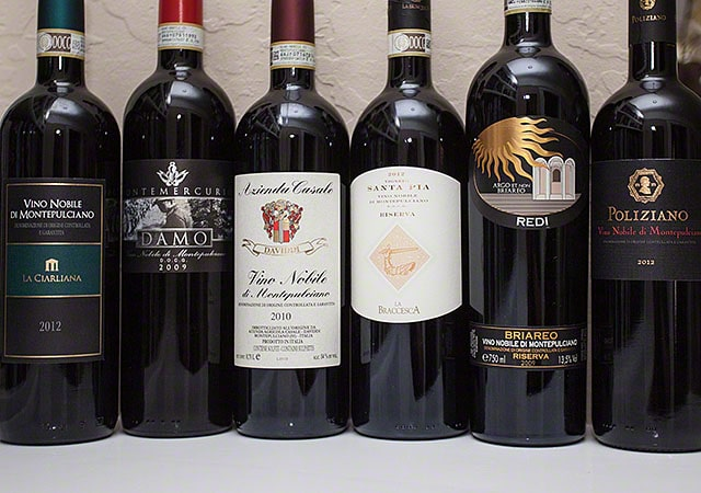 Vino Nobile Di Montepulciano Wine Country Getaways
