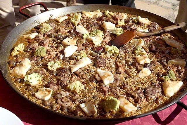 Paella de Catalan