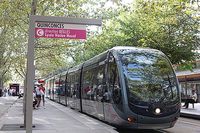 tram Bordeaux