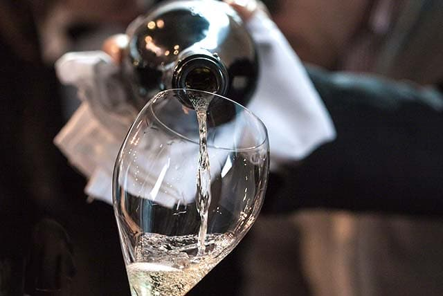 Franciacorta sparkllng wine