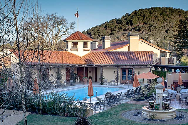 Best lodging yountville
