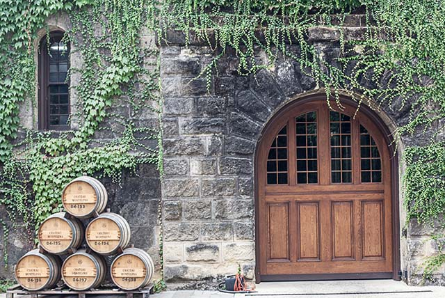 calistoga wine trial
