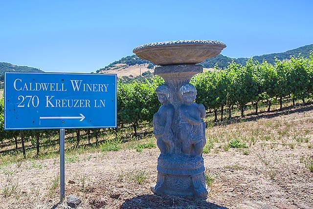 Caldwell winery