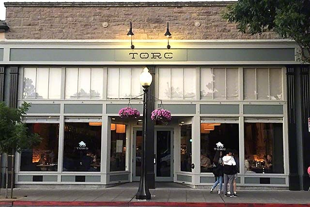 Downtown Napa Dining Is On The Upswing Many Great Ones Now