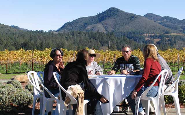 best picnic wineries Sonoma Valley